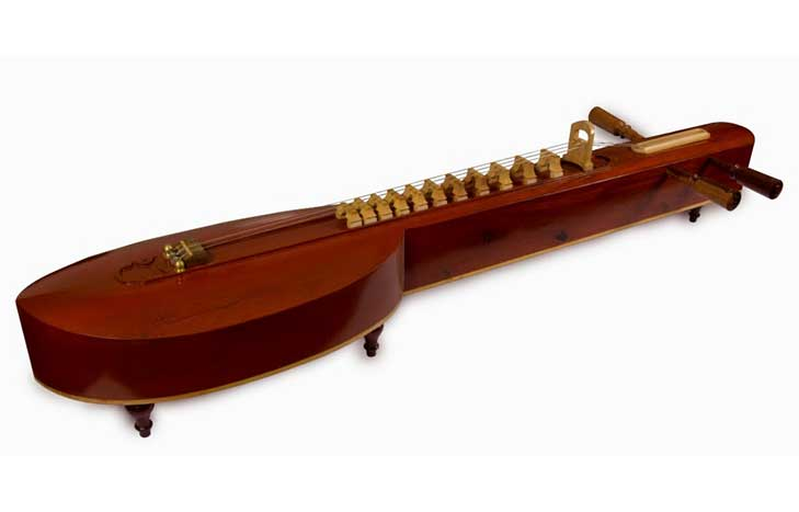 Zither-musical-instrument